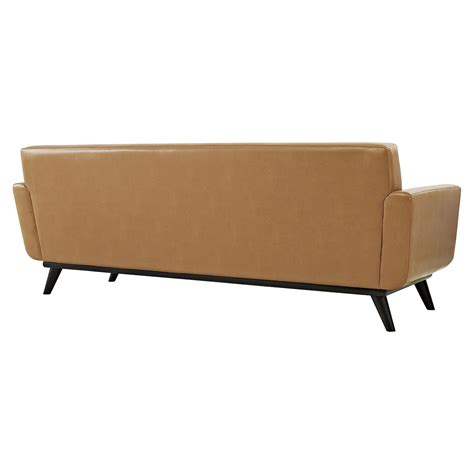 tufted leather sofa set engage 2 pieces leather sofa set tufted tan dcg stores