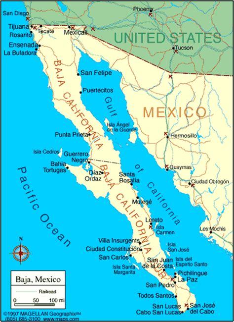 map of mexico baja los cabos exploring mexican food culture part i the