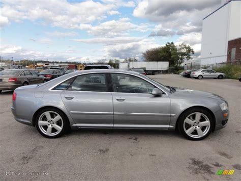 Audi A8 2006 by Quartz Grey Metallic 2006 Audi A8 4 2 Quattro Exterior