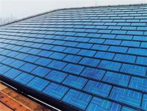 solar and roofing reduce your electricity bills with new solar roof tiles