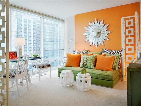 50 living room decorating ideas living rooms orange orange and green room decor ideas house decor picture