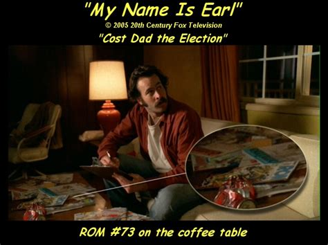 the earl and the rom on my name is earl rom spaceknight revisited