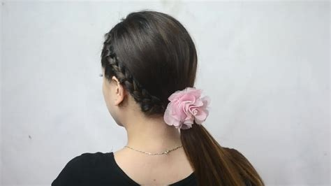 how to do a headband braid step by step how to make a braided headband 15 steps wikihow auto
