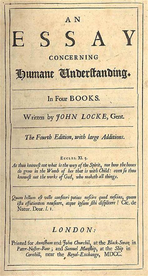 An Essay Concerning Human Understanding by File Lockeessay Jpg Wikimedia Commons