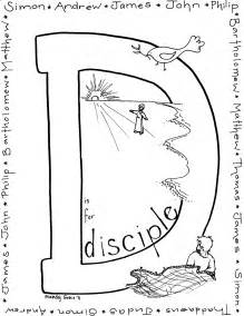 12 disciples coloring page craft http printablecolouringpages co uk