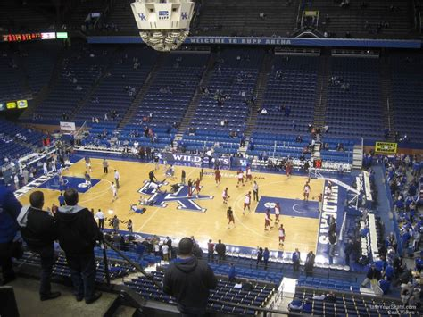 section 212a rupp arena section 212 rateyourseats com