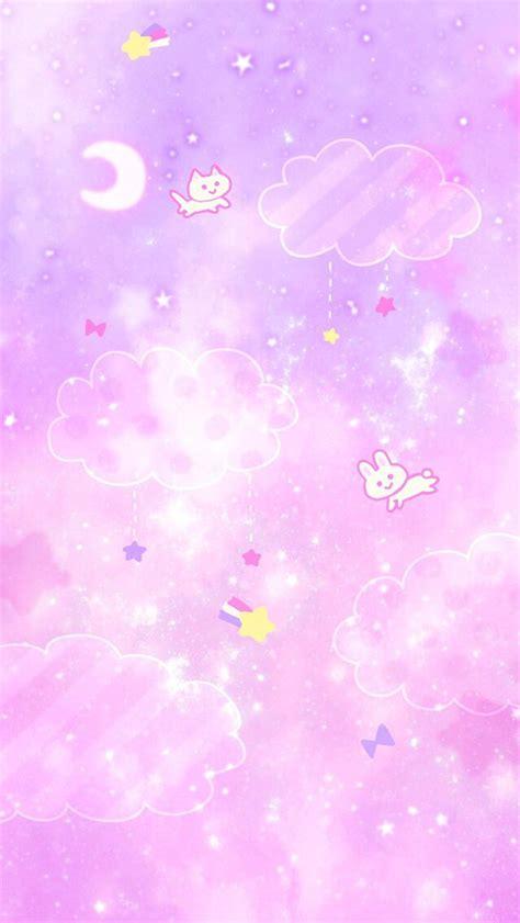 imagenes kawaii galaxia kawaii love kawaii pink galaxy cats cocoppa wallpaper