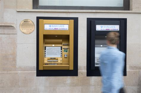 new year money atm 50 years of atms surprising facts machines san