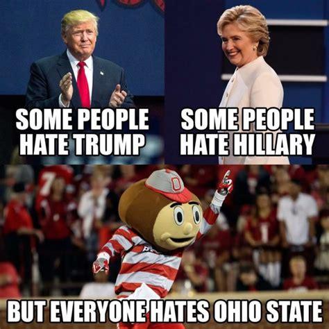 Ohio State Michigan Memes