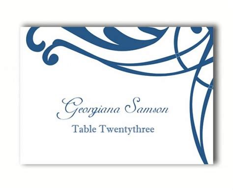free editable place card template place cards wedding place card template diy editable
