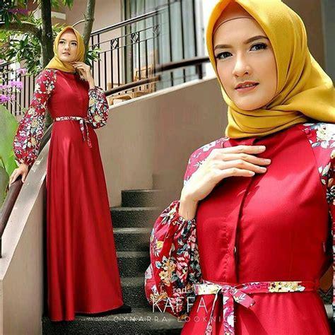 Busana Muslim Wanita Dress Maxy D Kode Df6425 baju muslim wanita kaffa dress shopee indonesia
