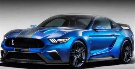 Ford V8 2020 by 2020 Ford Mustang Gt Carfoss