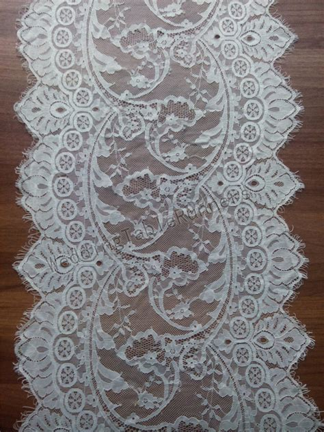 Ivory Lace Table Runner by 10ft Ivory Lace Table Runner 13 White Table Runners