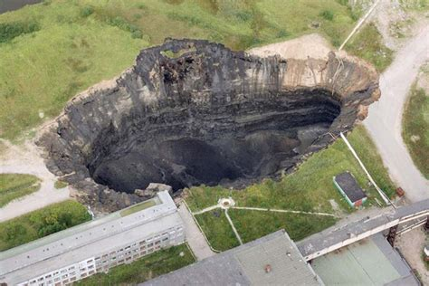 welcome to allfuns ten worlds largest sinkholes
