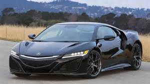 2017 acura nsx price engine interior exterior specs