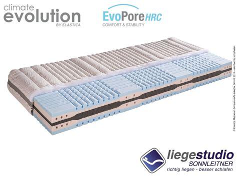 elastica matratzen evopore matratze hrc 930 kaufen liegestudio sonnleitner wien