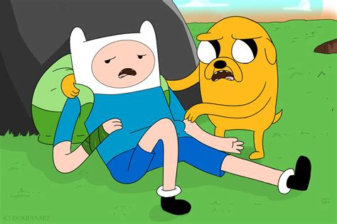 imagenes de jack y fin adventure time finn and jake by dokifanart on deviantart