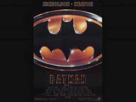 danny elfman batman batman 1989 theme by danny elfman youtube