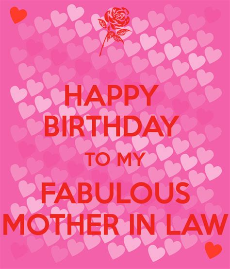 9 Fabulous In by Happy Birthday To My Fabulous In Poster