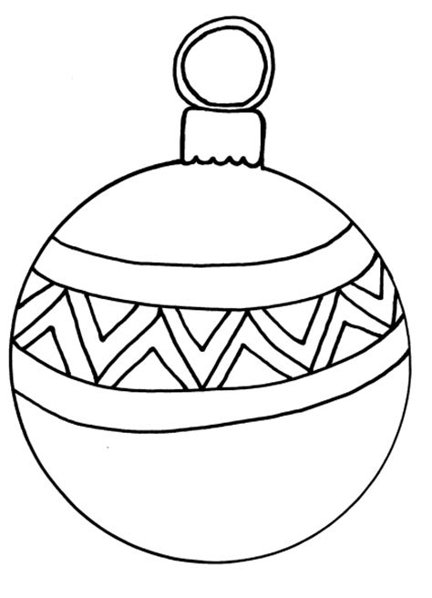 outline christmas bauble festival collections