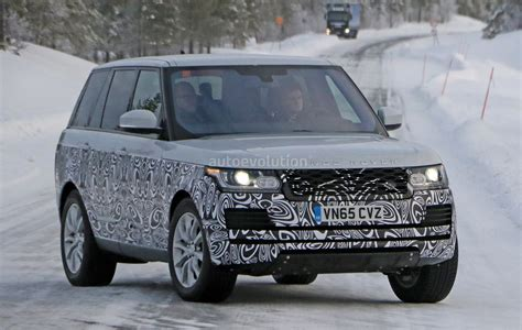 Range Rover Sport 2017 Facelift by Spyshots 2017 Range Rover Facelift Undergoes Winter