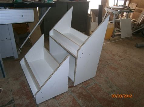 Fabriquer Un Escalier Avec Des Caissons by Ma M 233 Thode Pour Placards Coulissants Sous Escalier