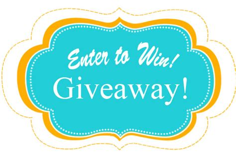 Giveaway Sites - giveaway time the kitchen salon