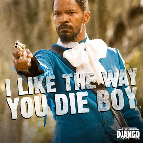 Django Meme - i didn t read the thread but wanted to post a reply