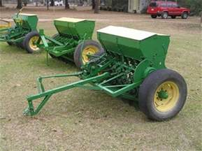 seed drill planter garden and atv on