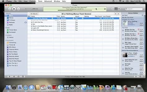 format video itunes how to convert aac songs into mp3 format on itunes 9 youtube