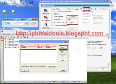 tutorial internet gratis telkomsel pc tutorial cara menggabungkan inject dengan bitvise