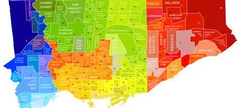 toronto districts 70 neighbourhoods in toronto ontario neighbourhoods communities city of toronto