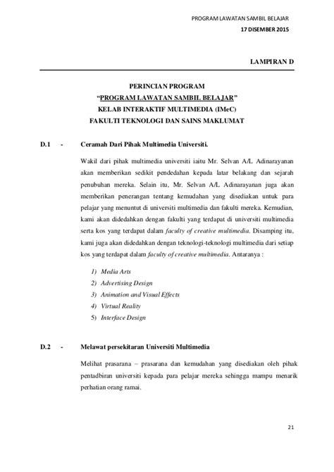 format proposal ukm surat rasmi lawatan ke universiti rasmi x