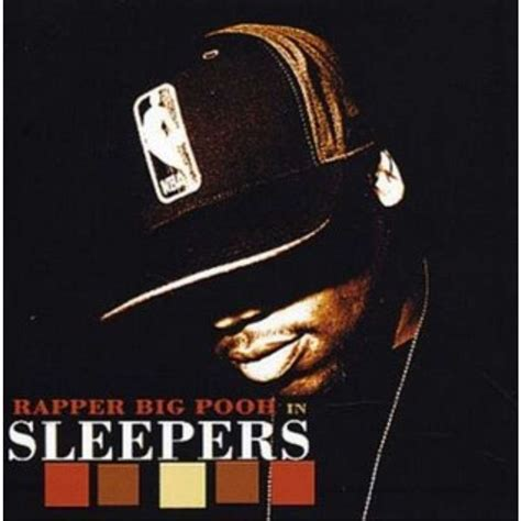 sleepers by rapper big pooh lp x 2 with backadisc