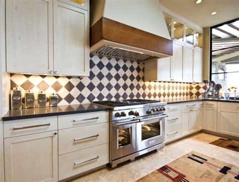 pictures of tile backsplashes in kitchens une cr 233 dence cuisine voyez les meilleurs id 233 es