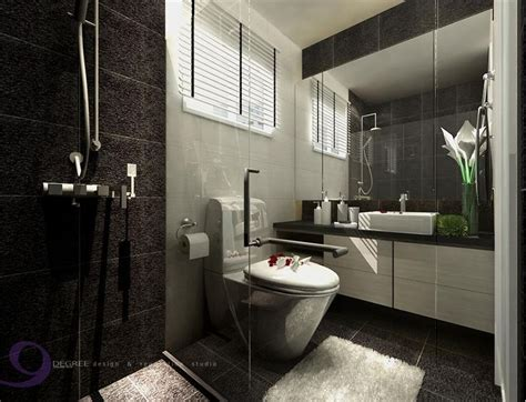 singapore bathroom punggol 5 room hdb design at 30k hdb home decor ideas