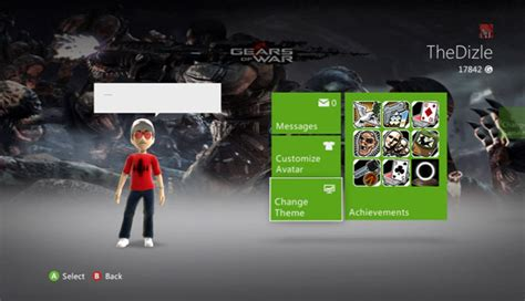 changer themes xbox 360 xbox 360 theme change