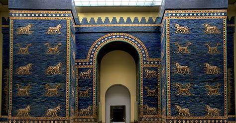 le porte di babilonia un vaso pieno di parole e immagini i babilonesi la porta