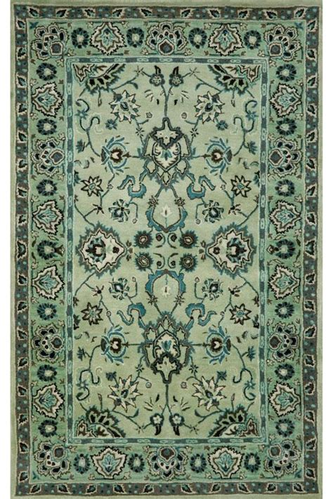Mint Green Area Rugs Area Rug Wool Rugs Area Rugs Rugs Homedecorators Mint Green Rug