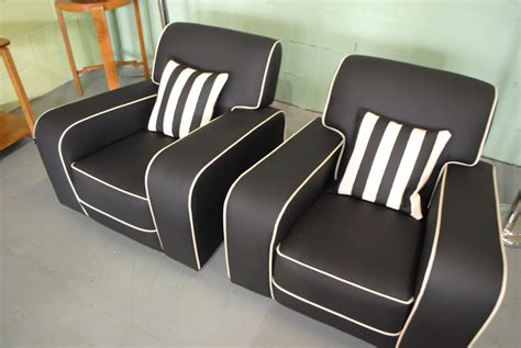art deco armchairs cloud  art deco furniture sales