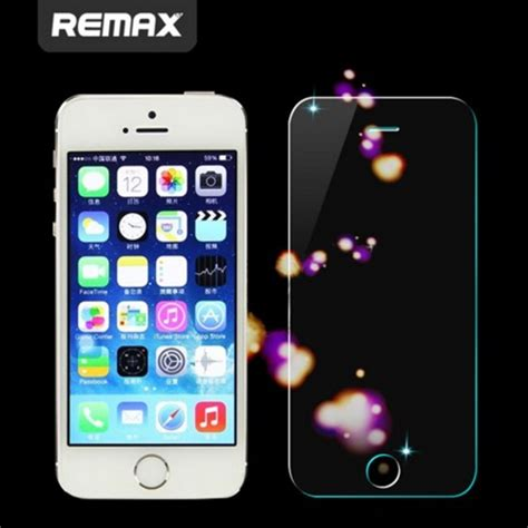 Remax Cut Tempered Glass Ultra Thin 0 1mm Iphone Baru jual remax cut tempered glass ultra thin 0 2mm