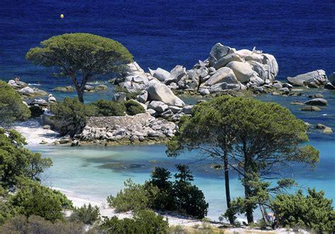 cing porto vecchio corsica la plage santa giulia en corse les cinq plus belles