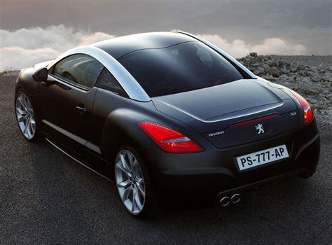 peugeot rcz price peugeot rcz photo 3 6640