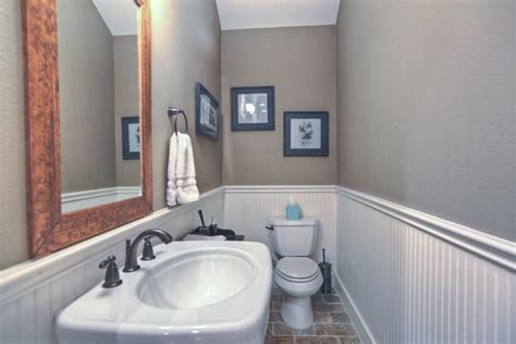 install beadboard in bathroom how to install wainscoting in bathroom the clayton design