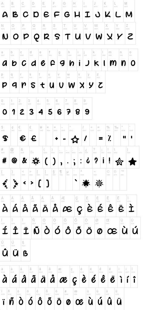 Your Star Font | dafont.com