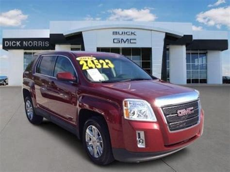 airbag deployment 2012 gmc terrain head up display sell used 2012 gmc terrain sle 1 in 30777 us hwy 19 n palm harbor florida united states for