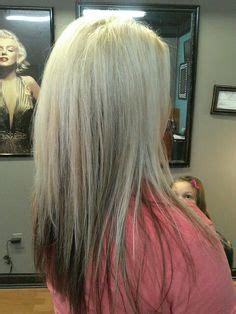 reverse ombre hair color for brunettes blonde hair color with red reverse ombre hair color with