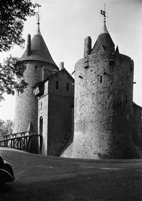 25 pictures that show why Castell Coch has been unique for