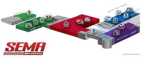 sema show floor plan 2014 sema show auto parts november 4 7 las vegas ducoo
