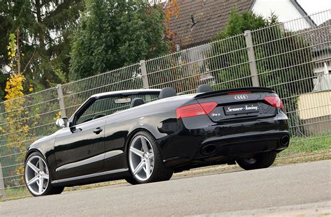 Audi Cabriolet Tuning by Senner Tuning Rs5 Convertible